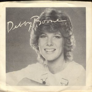 "DEBBY BOONE--""LORD, I BELIEVE"" (3:13)/""SWEET ADORATION"" (2:50) 45 RPM 7"" Vinyl"