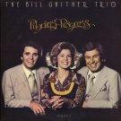 THE BILL GAITHER TRIO--PILGRIM'S PROGRESS Vinyl LP (Autographed Original)