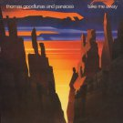 THOMAS GOODLUNAS AND PANACEA--TAKE ME AWAY 1983 Vinyl LP (With Michael Roe, Jimmy A., Etc.)