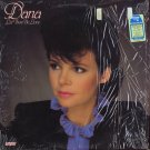 DANA (SCALLON)--LET THERE BE LOVE Vinyl LP