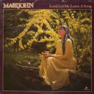 MARIJOHN WILKIN--LORD, LET ME LEAVE A SONG Vinyl LP