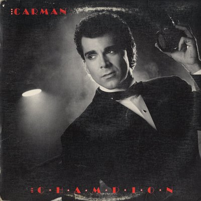 CARMAN--THE CHAMPION Vinyl LP