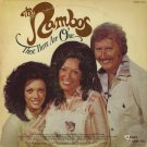 RAMBOS--THESE THREE ARE ONE Vinyl LP
