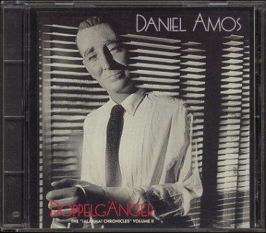 DANIEL AMOS--DOPPELGANGER Compact Disc (CD)