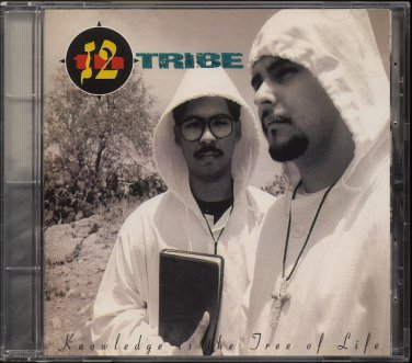 12TH TRIBE--KNOWLEDGE IS THE TREE OF LIFE Compact Disc