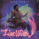 DONN THOMAS--LIVE WIRES Vinyl LP
