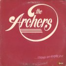ARCHERS--...THINGS WE DEEPLY FEEL Vinyl LP (Second Cover)