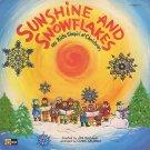 SUNSHINE (40 KIDS SINGIN' AT CHRISTMAS With JAN & CLARK GASSMAN)--SUNSHINE & SNOWFLAKES Vinyl LP