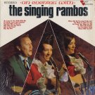 THE SINGING RAMBOS--AN EVENING WITH THE SINGING RAMBOS Vinyl LP