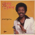 JESSY DIXON--IT'S ALL RIGHT NOW Vinyl LP
