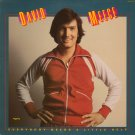 DAVID MEECE--EVERYBODY NEEDS A LITTLE HELP 1978 Vinyl LP (Later Pressing)