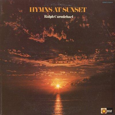 RALPH CARMICHAEL--HYMNS AT SUNSET LP