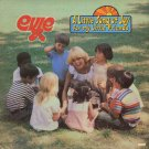 EVIE--A LITTLE SONG OF JOY FOR MY LITTLE FRIENDS Vinyl LP