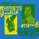 GRADY NUTT--THE FLIP SIDES OF GRADY NUTT, HUMORIST Vinyl LP (Sealed)