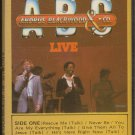 ANDRUS, BLACKWOOD & CO--LIVE 1980 Cassette Tape