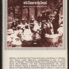 GENE BARTLETT/THE YOUNGCHURCH SINGERS--ALL DAY SINGIN' WITH DINNER ON THE GROUND 1978 Cassette Tape
