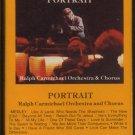 RALPH CARMICHAEL--PORTRAIT 1977 Cassette Tape