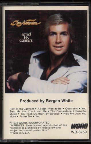 TOM NETHERTON--HEM OF HIS GARMENT 1978 Cassette Tape
