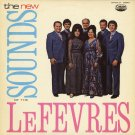 THE LEFEVRES--THE NEW SOUNDS OF THE LEFEVRES 1972 Vinyl LP