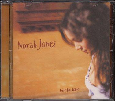NORAH JONES--FEELS LIKE HOME 2004 Compact Disc (CD)