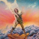 ROBIN CROW--LEGEND OF A FOOL 1981 Vinyl LP