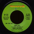 "RANDY MATTHEWS--""DIDN'T HE"" (3:50)/""EVACUATION DAY"" (3:15) 45 RPM 7"" Vinyl"