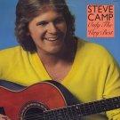 STEVE CAMP--ONLY THE VERY BEST 1983 Vinyl LP