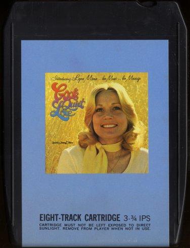 LYNN MANN--GOD'S QUIET LOVE: INTRODUCING LYNN MANN...HER MUSIC...HER MESSAGE 1976 8-Track Tape