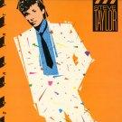 STEVE TAYLOR--ON THE FRITZ 1985 Vinyl LP