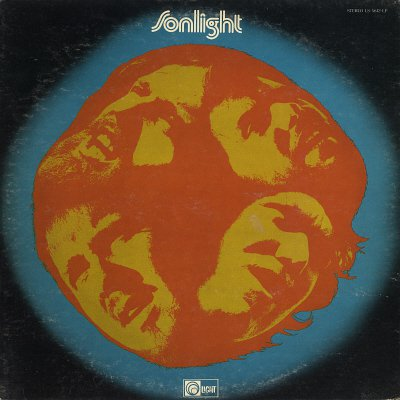 SONLIGHT--SONLIGHT 1973 Vinyl LP (Andrae Crouch's Band - Later Became Koinonia)