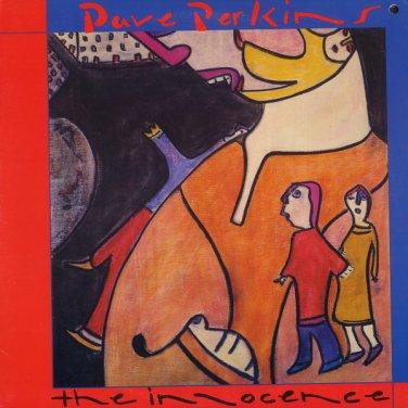 DAVE PERKINS--THE INNOCENCE 1987 Vinyl LP