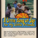 EVIE--A LITTLE SONG OF JOY FOR MY LITTLE FRIENDS 1978 Cassette Tape