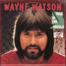 WAYNE WATSON--MAN IN THE MIDDLE SEALED New Vinyl LP