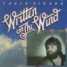 CHUCK GIRARD--WRITTEN ON THE WIND 1977 Vinyl LP