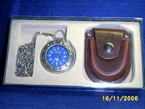 OUTDOOR ADVENTURES POCKET WATCH