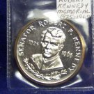 ROBERT KENNEDY MEMORIAL MEDALLION