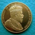 1901 CANADA EDWARD VII PATTERN PROOF DOLLAR