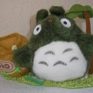 Totoro Plush Pen/Pencil holder - Green