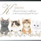 Kittens Memo Pad
