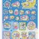 San-X Mamegoma Good Night Series Sparkly Sticker - #101