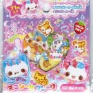 "Crux ""Fairy Kitties"" Scented Sticker Sack"