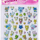 "Daiso Japan ""Kawaii Animals"" Sparkly Sticker"