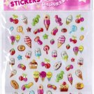 "Daiso Japan ""Sweets"" Sparkly Epoxy Sticker"