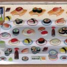 "Mind Wave ""Sushi"" Epoxy Sticker"
