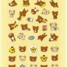 San-X Rilakkuma Micro Sticker - #P2