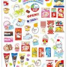San-X Mamegoma Supermarket Series Sticker - #901