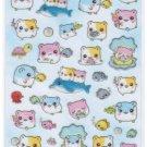 """Q-Lia """"Ham Ham Fantasia"""" Sparkly Sticker"""