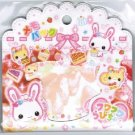 "Crux ""Fluffly Rabbit Chan"" Note Pad"