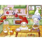"Sanrio My Melody ""Cooking with Mama"" - Yanoman Jigsaw Puzzle"