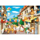 "Sanrio Hello Kitty ""Bakery Shop is Opening"" - Yanoman Jigsaw Puzzle"